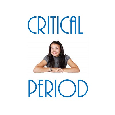 is there a critical period for Cognitive scientists define critical period for learning language  there's roughly a period of being a minor that goes up to about age 17 or 18 in many societies.