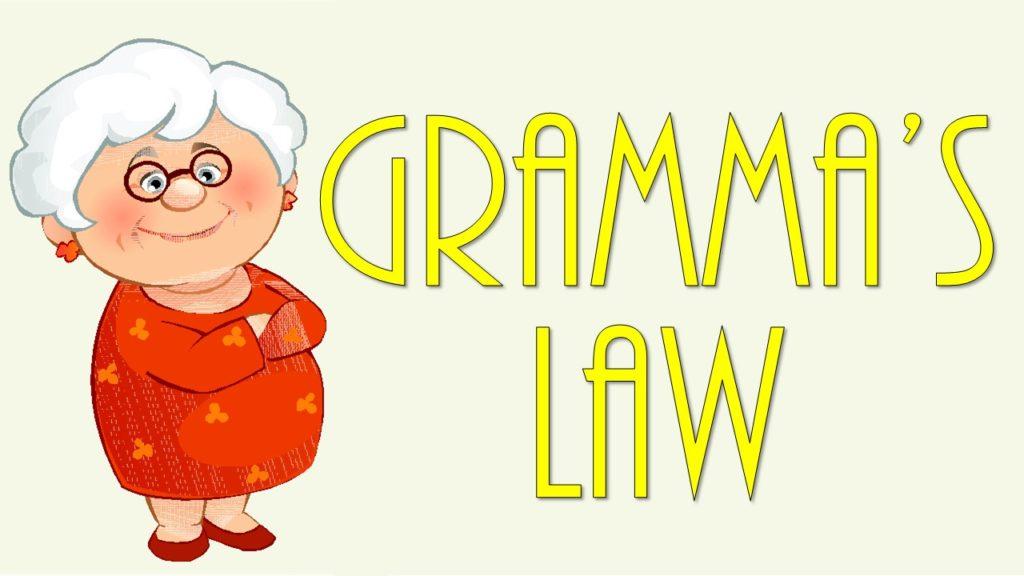 Gramma's Law
