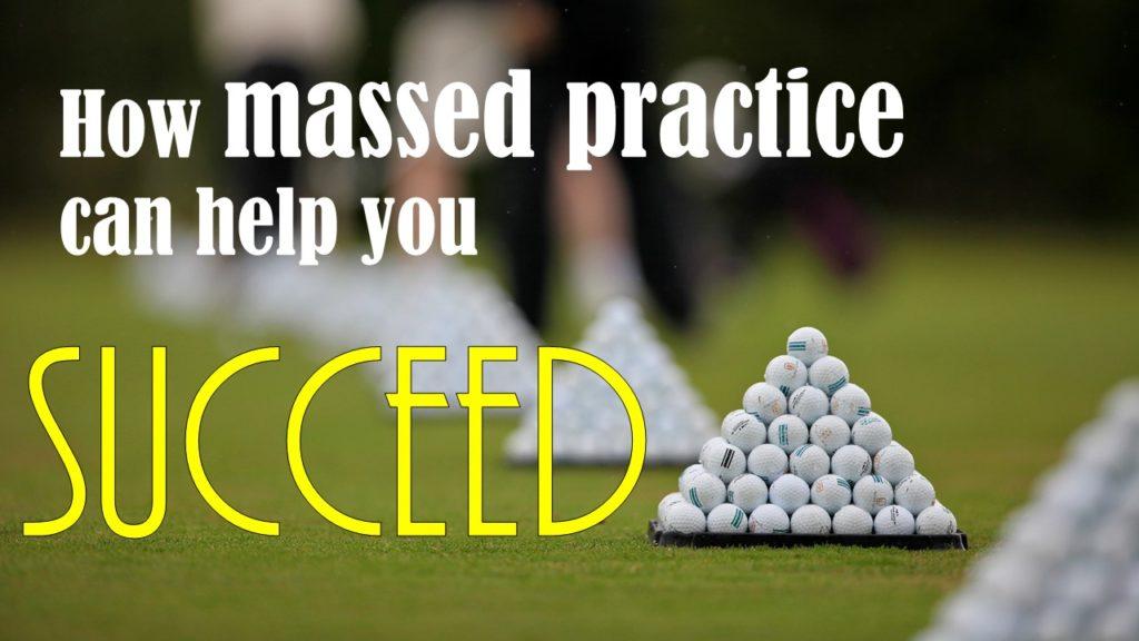 Massed practice