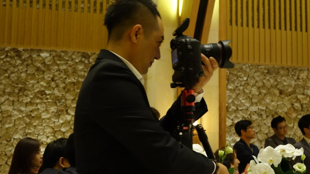 Videographer from Wikimedia
