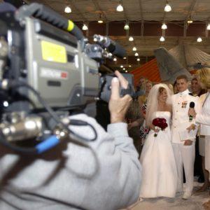 Navy wedding from Wikimeida