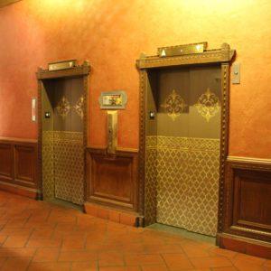 Vintage elevators