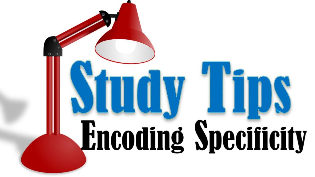 Encoding specifity principle